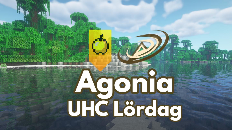 Agonia UHC Lördag